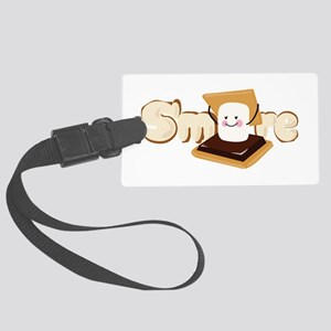 Smore Luggage Tag