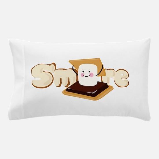 Smore Pillow Case