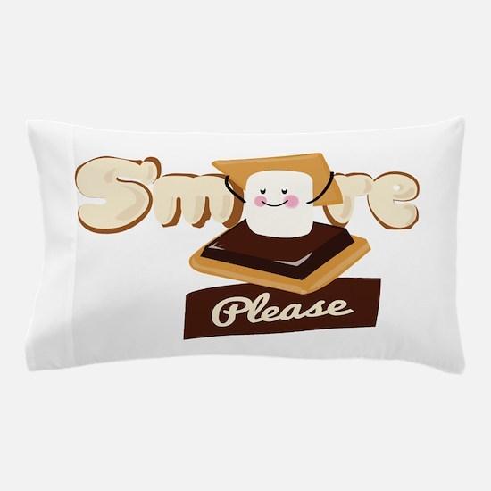 Smore Please Pillow Case