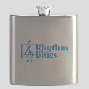 Rhythm and Blues Flask