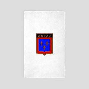 ET 264 Anjou 3'x5' Area Rug