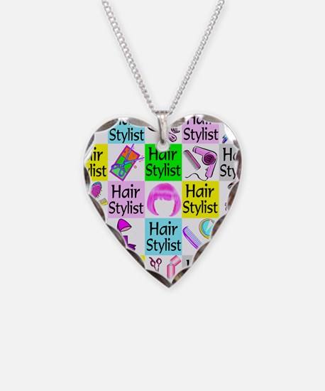 TOP HAIR STYLIST Necklace