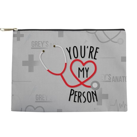 You're My Person Makeup Pouch