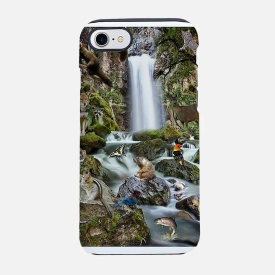 USA Wildlife iPhone 7 Tough Case