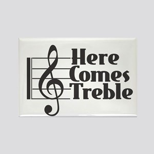 Here Comes Treble - Black Magnets