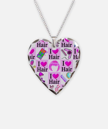 LOVE HAIR Necklace