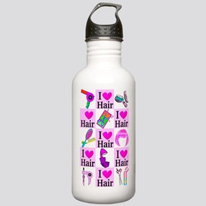LOVE HAIR Stainless Water Bottle 1.0L