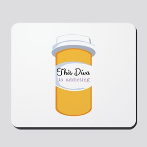This Diva Mousepad