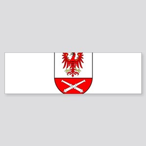 Panzerartilleriebataillon 425 Bumper Sticker