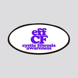 Eff Cystic Fibrosis - CF Awareness Patches