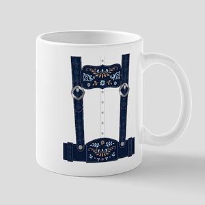 Lederhosen Costume 11 oz Ceramic Mug
