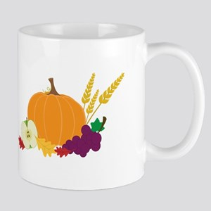 Pumpkin Centerpiece Mugs