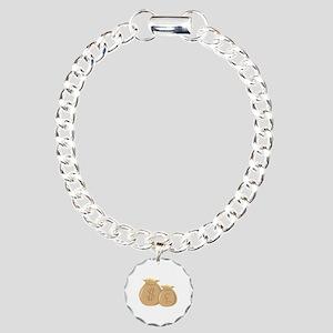Money Bags Bracelet