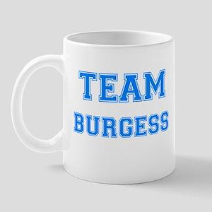 TEAM BURGESS Mug