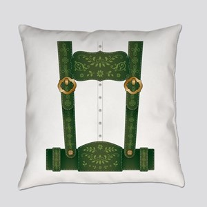 Lederhosen Costume Everyday Pillow