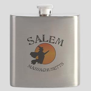 Salem Massachusetts Witch Flask