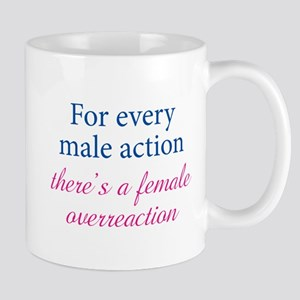 For Every Male Action Mug