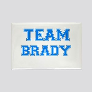 TEAM BRADY Rectangle Magnet