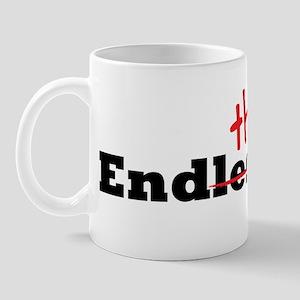 End This War Mug
