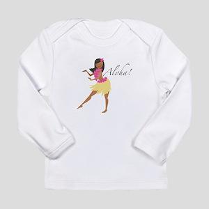 Aloha Girl Long Sleeve T-Shirt
