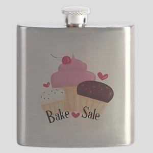 Bake Sale Flask