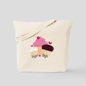 Sugar High Tote Bag