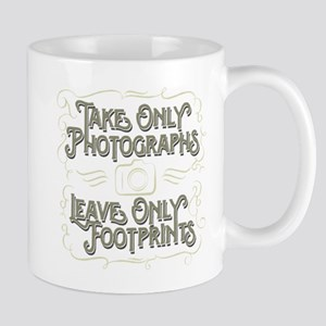 Take Only Photographs Mug