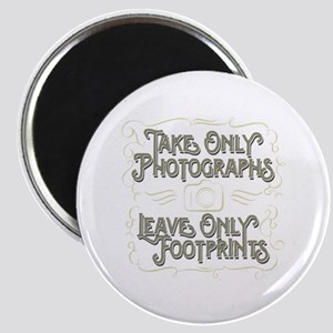 Take Only Photographs Magnet