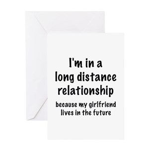 Funny long distance relationship greeting cards cafepress m4hsunfo