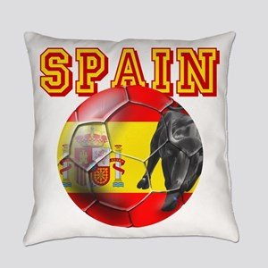 Spanish Football Everyday Pillow