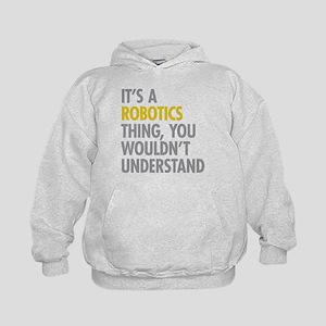 ef929910a0d Robot Sweatshirts   Hoodies - CafePress