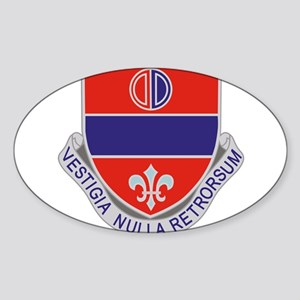 116th Field Artillery Regim Sticker