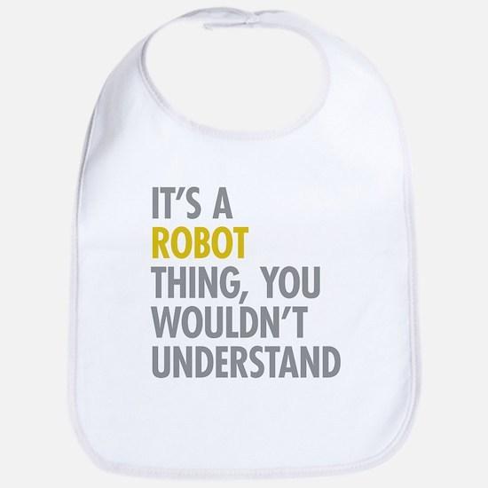 Its A Robot Thing Bib