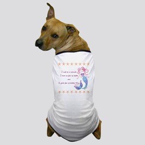 Mermaid Musings Dog T-Shirt