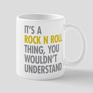 Its A Rock N Roll Thing Mug