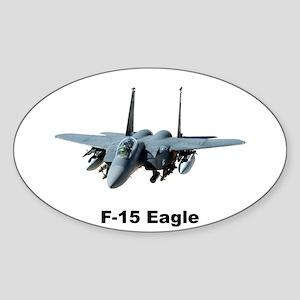 f-15 Eagle S Sticker