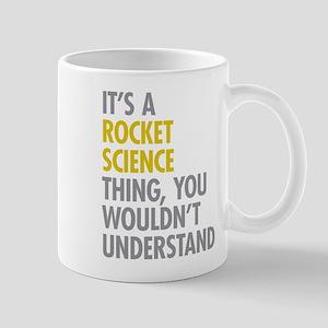 Rocket Science Thing Mug