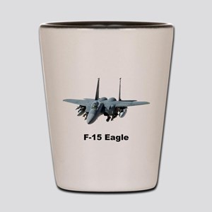 f-15 Eagle S Shot Glass