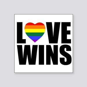 Love Wins! Sticker