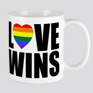 LOVE WINS! Mugs