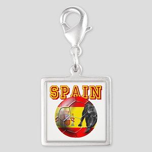 Spanish Football Charms