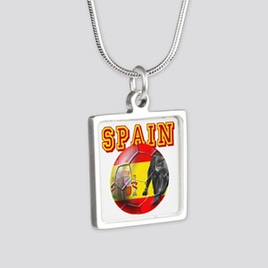 Spanish Football Necklaces