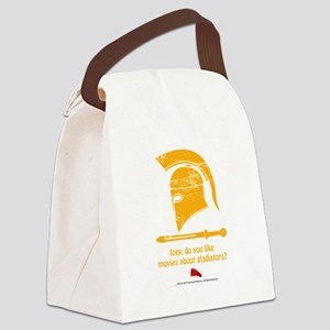 Gladiator Canvas Lunch Bag