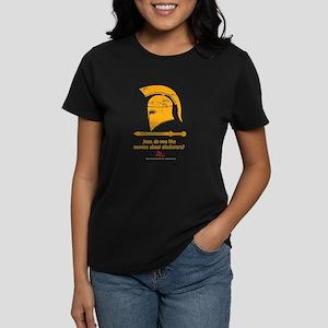 Gladiator Women's Dark T-Shirt
