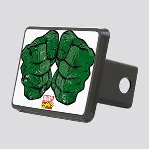 Hulk Fists Rectangular Hitch Cover