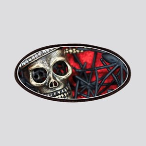 Skull and Spiders Patches