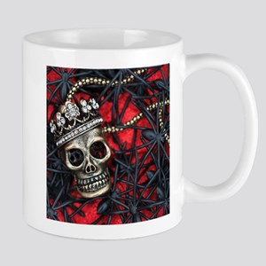 Skull and Spiders Mugs