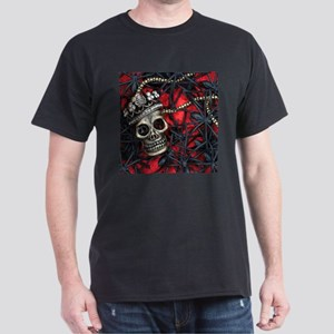 Skull and Spiders T-Shirt