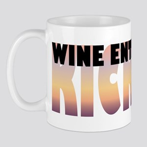 Wine Enthusiasts Kick Ass Mug
