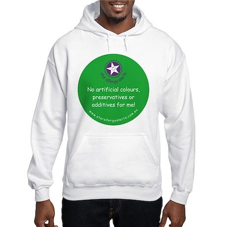 No Artificials Hooded Sweatshirt